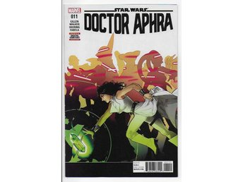 Doctor Aphra # 11 NM Ny Import