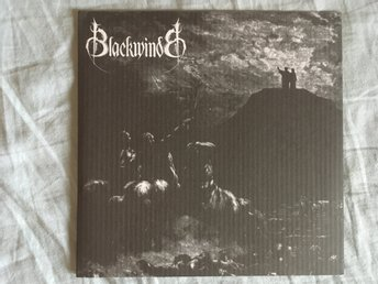 Blackwinds – The Black Wraiths Ascend 7´EP