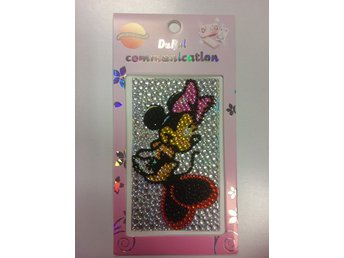 Donald Duck Dekoration glitter