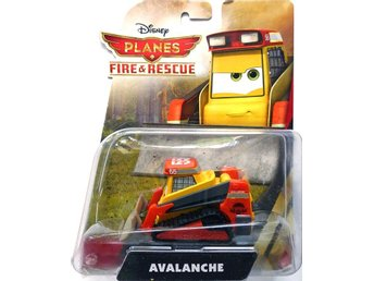 Avalanche - Disney Planes 2 Original Metal