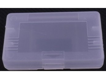 Game Boy Advance Plastic Dust Cover -