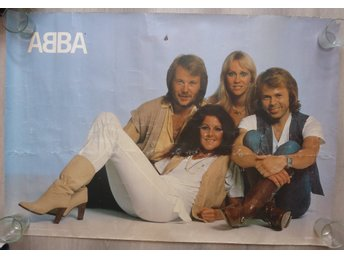 Big rolled Abba Poster -14-
