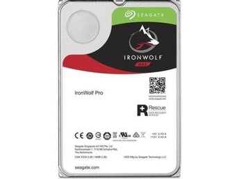 "Seagate IronWolf PRO NAS HDD 3,5"" 8TB, 256MB, 7200RPM"