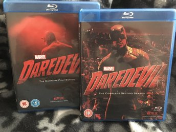 Daredevil - Säsong 1 & 2 - Blu-Ray - Import
