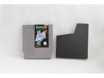 Shadowgate NES SCN
