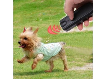 Ultrasonic Aggressive Dog Repeller Stoppa Barking Banish Pet Training Device Too