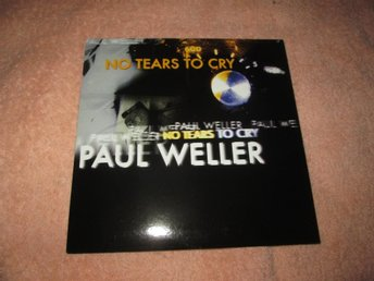 PAUL WELLER  NO TEARS TO CRY
