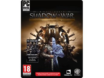 Middle-Earth: Shadow of War (Gold edition) (PC)