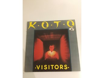 EP  KOTO - Visitors