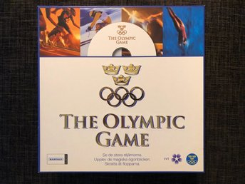 The Olympic Game - brädspel