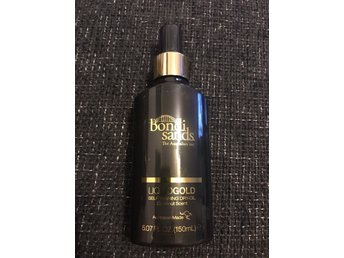 Bondi sands liquidgold self tankning dry-oli 150 ml
