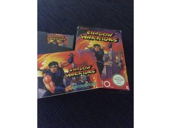 Shadow warriors komplett (Ninja Gaiden) (356197127) ᐈ Köp på Tradera