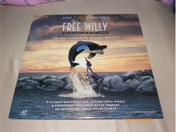 Free willy - Widescreen edition - 1 LD - Forshaga - Free willy - Widescreen edition - 1 LD - Forshaga