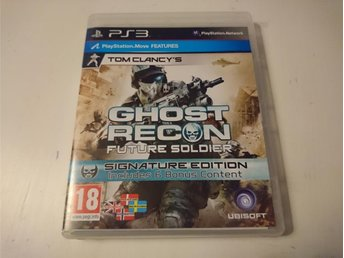 - Ghost Recon Future Soldier #REA!# PS3 -