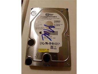 500 GB WD 3.5 tums hdd/hårddisk - Upplands Väsby - 500 GB WD 3.5 tums hdd/hårddisk - Upplands Väsby