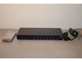 HDMI Switch 4/2 Full-HD
