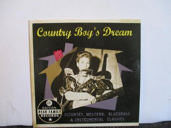 COUNTRY BOYS DREAM - SAMPLER