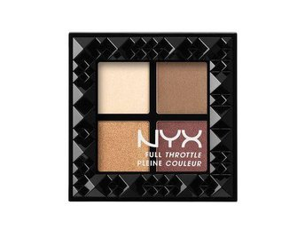NYX Full Throttle Shadow Palette Daring Damsel