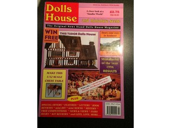 Dolls House nr . 14 feb/mars 1995