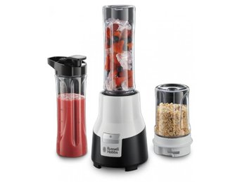 Russell Hobbs 22340-56 Aura Mix & Go Pro smoothie maker white - Solna - Russell Hobbs 22340-56 Aura Mix & Go Pro smoothie maker white - Solna