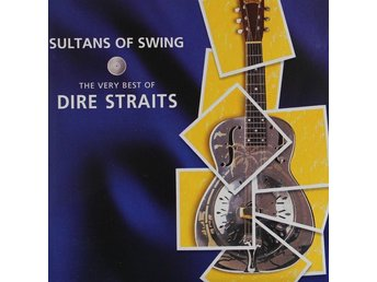 Dire Straits, Sultans of swing, The very best of (CD)