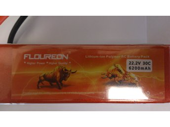 Rc Batteri lipo Floureon