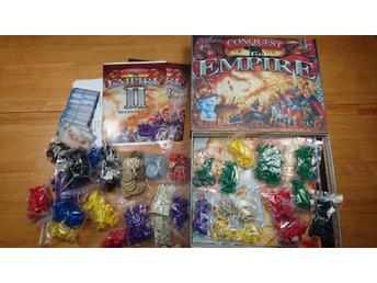 Conquest of the Empire OOP