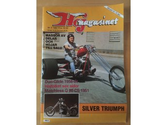 Hoj Magasinet   Nr 3  1982