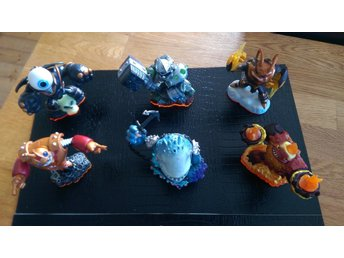 25 Figurer till Skylanders Giants