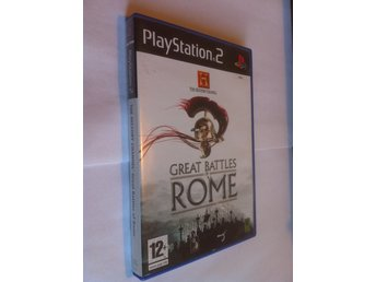 PS2: Great Battles of Rome