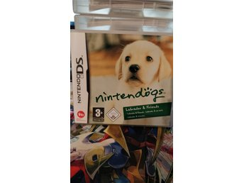Nintendogs Labradors And Friends!