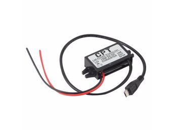 Car Charger DC Converter Module 12V To 5V Micro USB