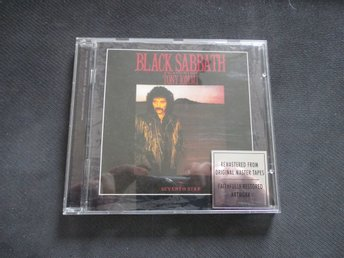 Black Sabbath feat Tony Iommi - Seventh Star 1986 (Rem. 1996, T.Iommi/G.Hughes)