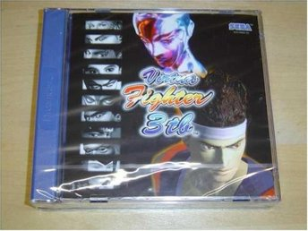 VIRTUA FIGHTER 3 SEGA DREAMCAST PAL *NYTT*