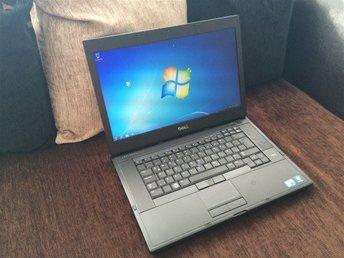 """Dell Latitude E6510 15.6"""" LED Core i5 2.67Ghz 500GB HD Quadro NVS 3100M 4GB DDR3 - Malmö - Dell Latitude E6510 15.6"""" LED Core i5 2.67Ghz 500GB HD Quadro NVS 3100M 4GB DDR3 - Malmö"""