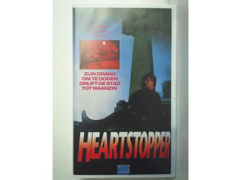 HEARTSTOPPER. (Kevin Kindlin, Moon Zappa, John Hill, Tom Savini)