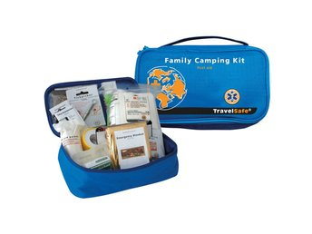 TravelSafe Familj camping Kit TS10