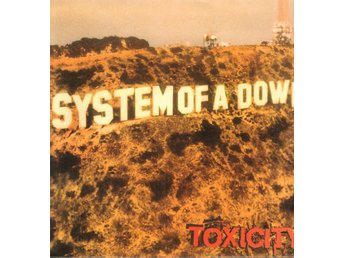 SYSTEM OF A DOWN - TOXICITY (YELLOW TRANSPARENT VINYL) LP - Nacka - SYSTEM OF A DOWN - TOXICITY (YELLOW TRANSPARENT VINYL) LP - Nacka