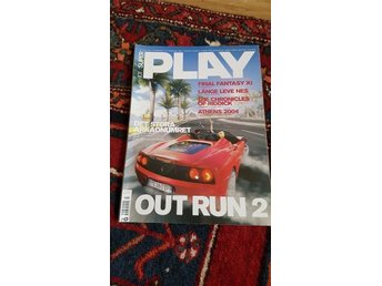 super play 2004 nr 101 arkad out run 2