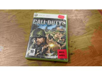 CALL OF DUTY 3 XBOX 360 BEG