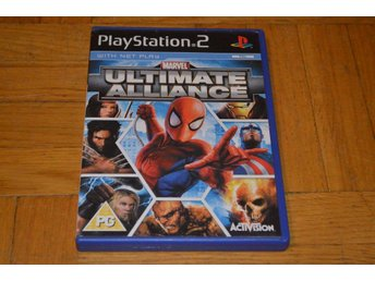 Marvel Ultimate Alliance - Playstation 2 PS2 - Töre - Marvel Ultimate Alliance - Playstation 2 PS2 - Töre