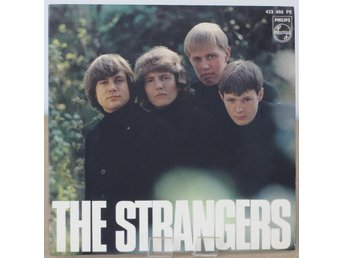 STRANGERS ~ NM- ~ Peanut Butter + 3 ~ Philips 433 466 PE