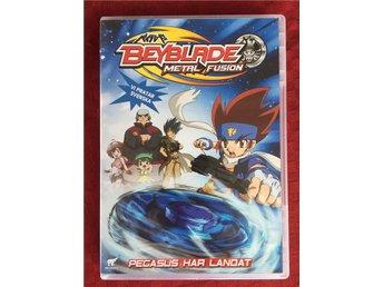 Beyblade Pegasus har landat DVD - Märsta - Beyblade Pegasus har landat DVD - Märsta