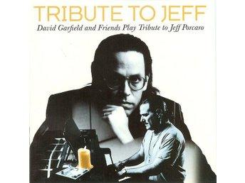 David Garfield And Friends-Tribute To Jeff (1997) CD, Zebra Records, Like New - Ekerö - David Garfield And Friends-Tribute To Jeff (1997) CD, Zebra Records, Like New - Ekerö