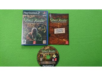 Ghost Master The Gravenville Chronicles KOMPLETT PS2 Playstation 2