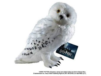 Harry Potter Plyschdjur Hedwig
