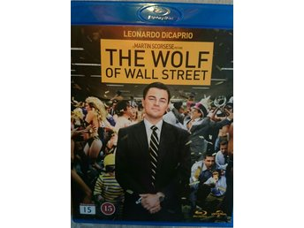 "Drama ""The Wolf of Will Street"" Blu-ray"