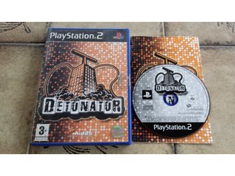 Detonator Playstation 2 PS2