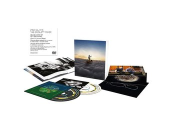 Pink Floyd: The endless river 2014 (Deluxe) (CD + DVD)