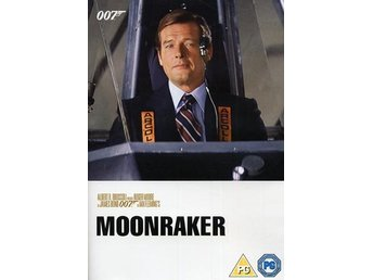 Javascript är inaktiverat. - Nossebro - Agent 007 skjuts ut i rymden i detta actionladdade äventyr som tar honom till Venice, Rio de Janeiro och ut i rymden. När Bond undersöker smugglingen av en amerikansk rymdkapsel, lockas han och den vackra CIA-agenten Holly Goodhead snart in  - Nossebro